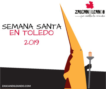 Programación Semana Santa Toledo 2019