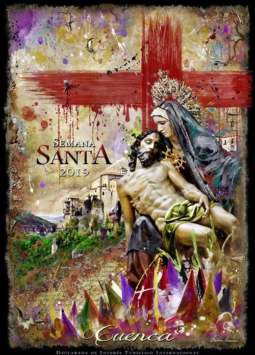 Cartel de la Semana Santa de Cuenca
