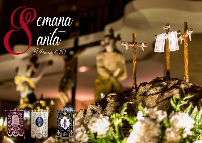 Cartel de la Semana Santa 2019 en El Provencio