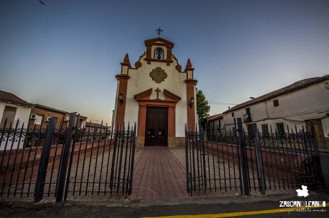 Este templo alberga una de las imágenes más veneradas de Piedrabuena