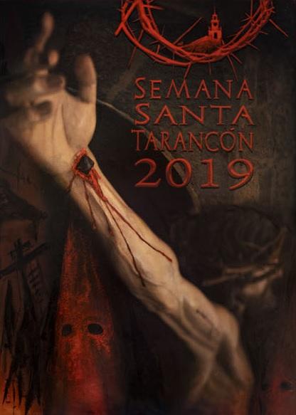 Cartel de la Semana Santa de Tarancón 2019