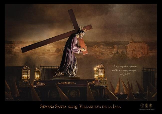 Cartel de la Semana Santa 2019 en Villanueva de la Jara