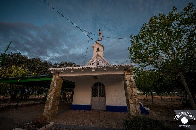Este templo se encuentra a cinco kilómetros del casco urbano