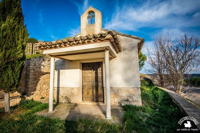 Posible ermita del Calvario en Pastrana