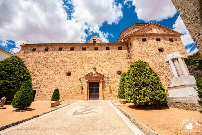 Es el convento más antiguo de Villanueva de los Infantes