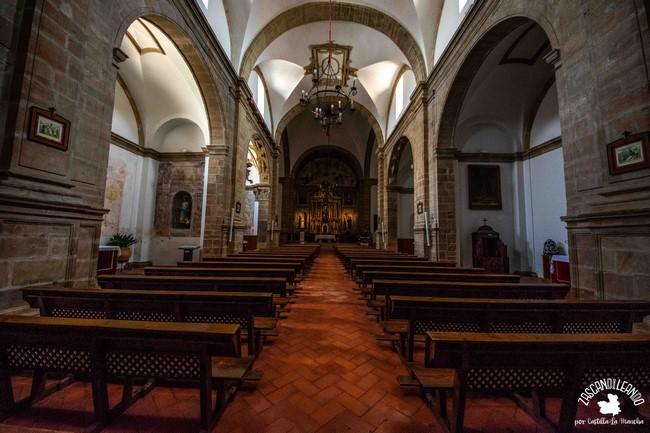 En este convento murió Francisco de Quevedo