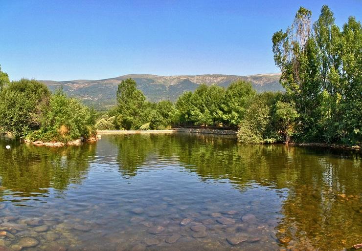 Donde bañarse en Madrid - Las Presillas