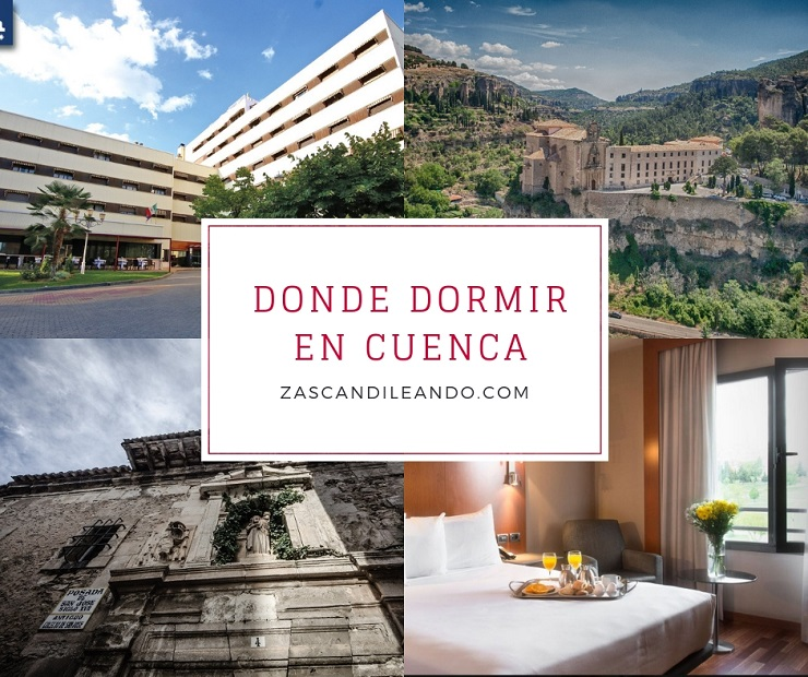 Dónde dormir en la ciudad de Cuenca y alrededores
