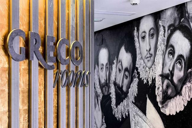 Este es el primer hotel temático de Toledo