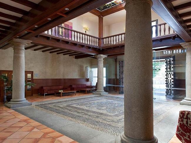 Pertenece a una de las mejores cadenas hoteleras de España