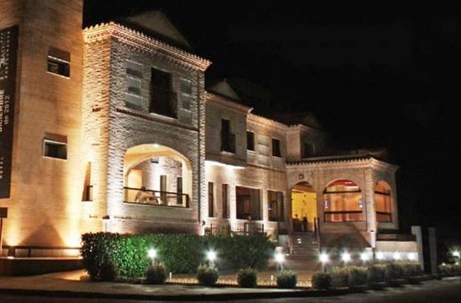 Es uno de los hoteles más hermosos del núcleo urbano de Toledo