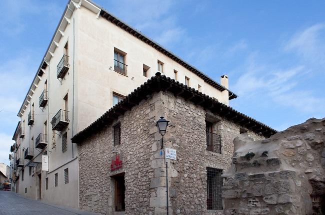 Hotel Convento del Giraldo en el Casco Antiguo de Cuenca