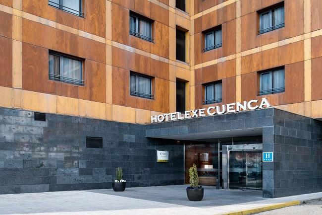 Hotel Exe Cuenca, una de las cadenas más conocidas tiene sede en Cuenca
