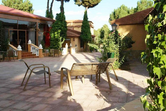 Hotel rural La Villa de Don Quijote, a escasos kilómetros de Cuenca
