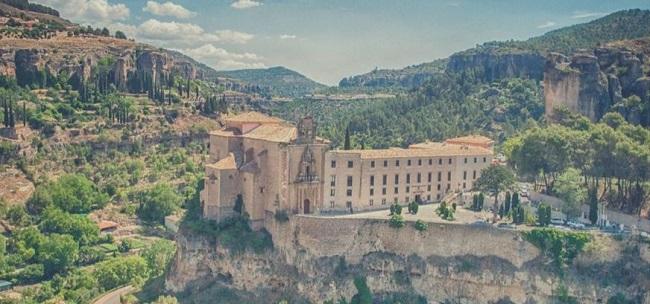 Convento de San Pablo, actual Parador de Cuenca