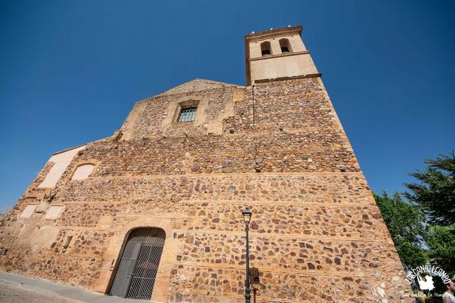 También fue monasterio de la Orden de Predicadores de Santo Domingo