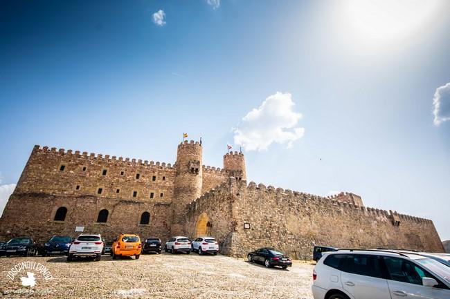 Actualmente el castillo alberga el Parador Nacional de Turismo