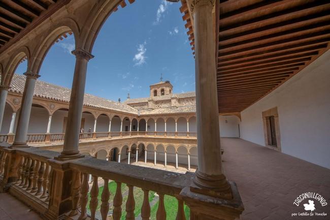 Es la muestra más importante del patrimonio renacentista de Almagro