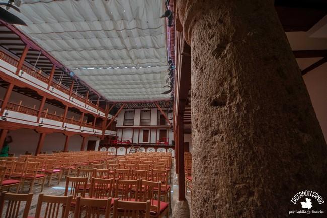 Es el ejemplo más importante de la arquitectura popular de Almagro