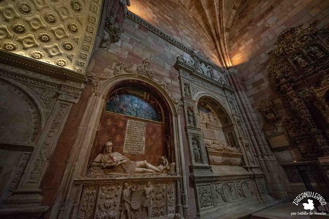 Uno de los sepulcros más hermosos de toda Castilla-La Mancha