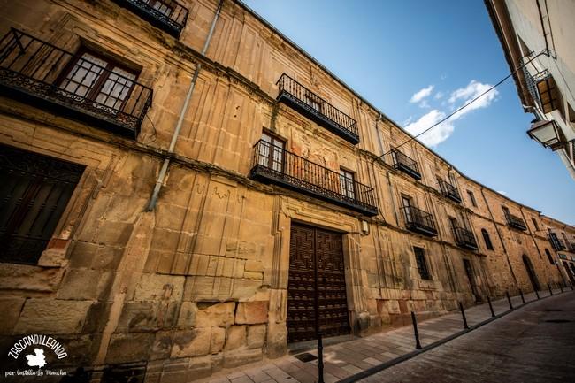 Uno de los edificios civiles más célebres de Sigüenza
