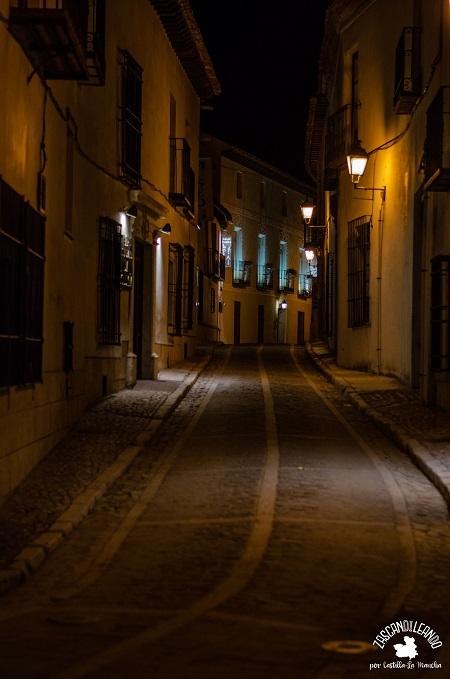 El Chinchón nocturno es toda una maravilla para los sentidos