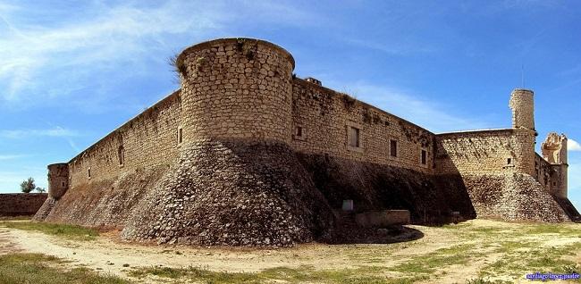 Esta fortaleza también es conocida como castillo de los Condes
