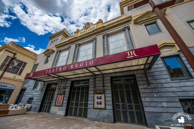 Junto con el Teatro Principal, son los dos únicos teatros que quedan en la localidad