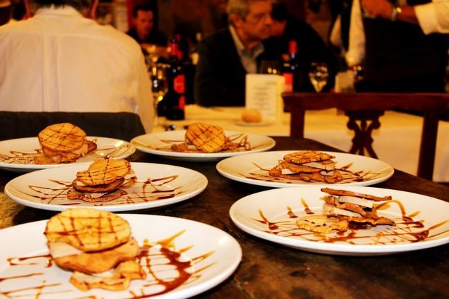 Uno de los mejores restaurantes de Albacete es El Callejón