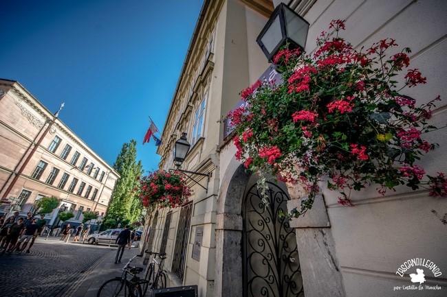 Pasear por la ciudad de Liubliana es un auténtico placer