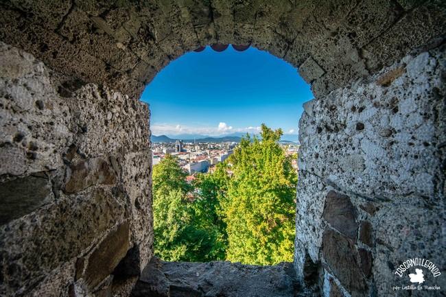 El parque Tívoli es la zona verde más importante de Liubliana