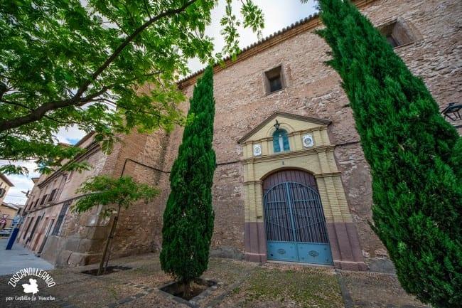 Este monasterio también es llamado el de las Monjas de Clausura