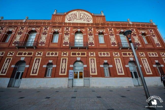 Este teatro se inauguró en 1911