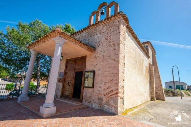 Otra ermita que se ha remodelado recientemente debido a su antigüedad