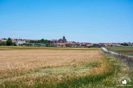 Panorámica del pueblo de Novés