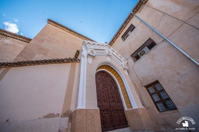 Es obra del arquitecto hellinero Justo Millán Espinosa