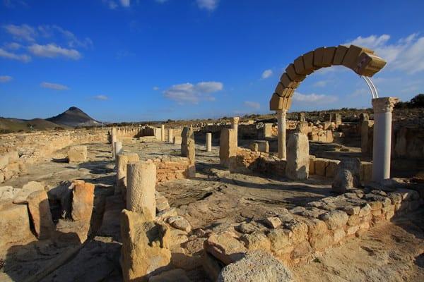Es uno de los cinco parques arqueológicos de Castilla-La Mancha