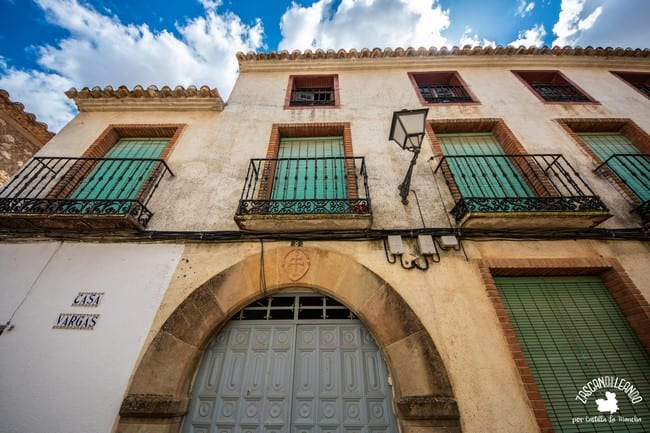 Posee una de las portadas más hermosas en todo el pueblo de Villahermosa