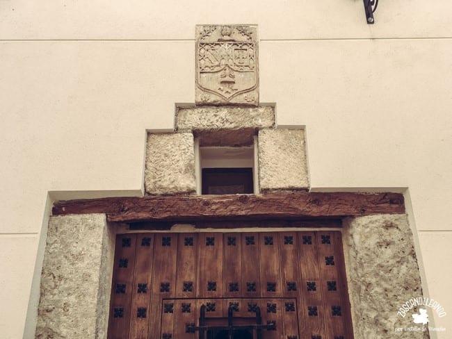 En Jorquera existen varias casas con labras heráldicas
