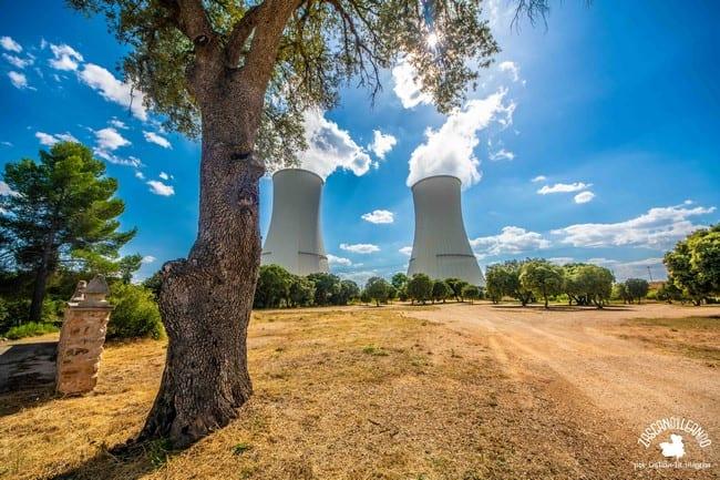 En el término municipal de Trillo existe una conocida central nuclear