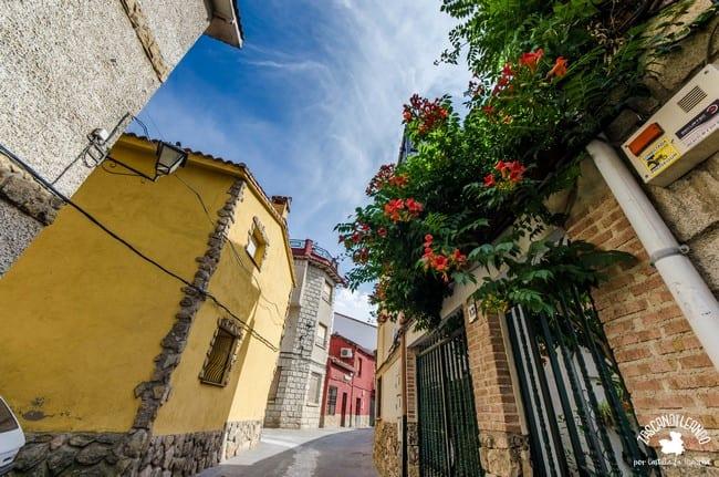 El Real de San Vicente es un pueblo muy recomendable de visitar en la provincia de Toledo