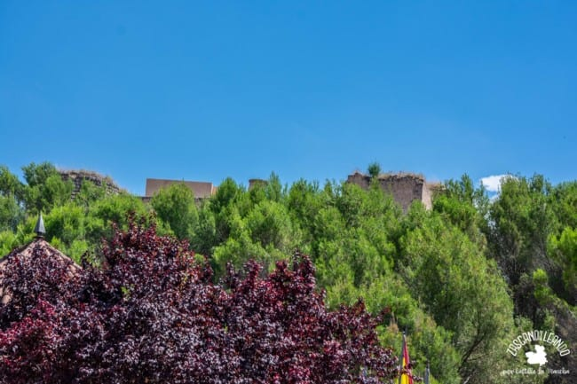 El castillo de Cifuentes fue mandado construir por Don Juan Manuel en el siglo XIV