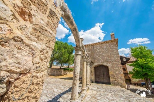Es una de las muestras del patrimonio arquitectónico más interesantes de Cifuentes