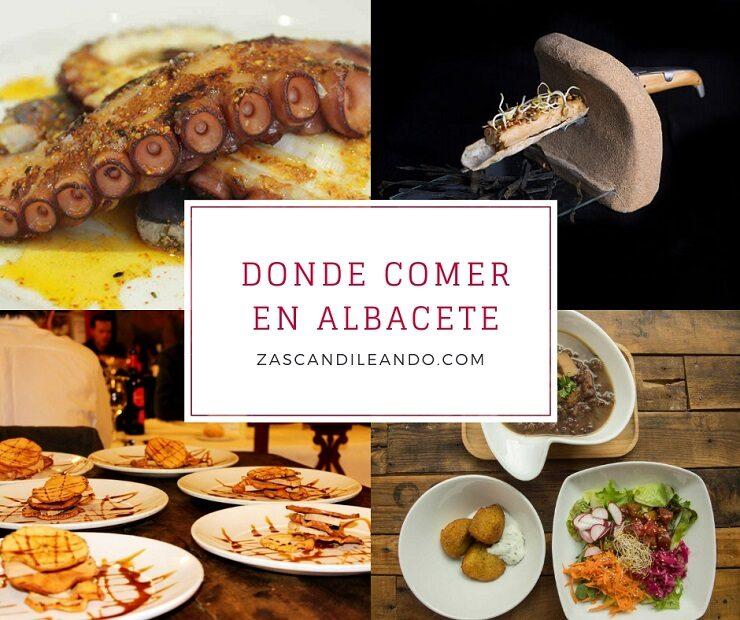 Los mejores restaurantes para comer en la ciudad de Albacete