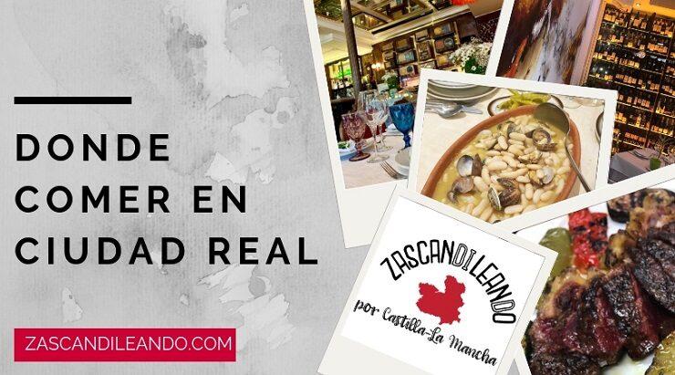 Guía de donde comer en Ciudad Real