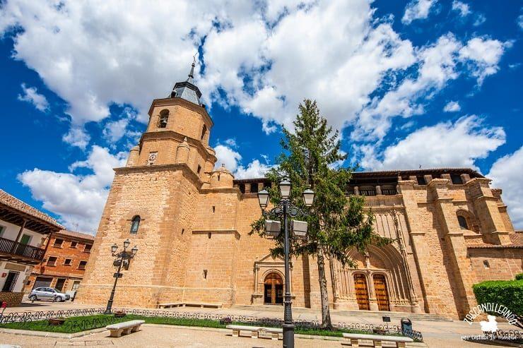 Iglesia de Nuestra Señora de la Asunción en Villahermosa